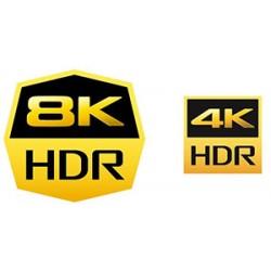 8K/HDR  جدید کمپانی سونی